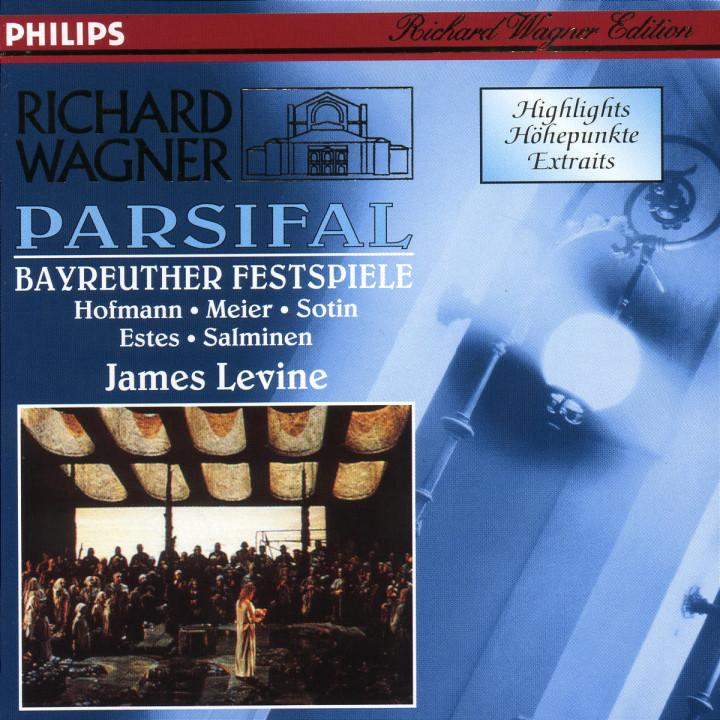 Wagner: Parsifal - Highlights 0028944662221