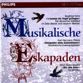 Johann Sebastian Bach, Musikalische Eskapaden, 00028944640823