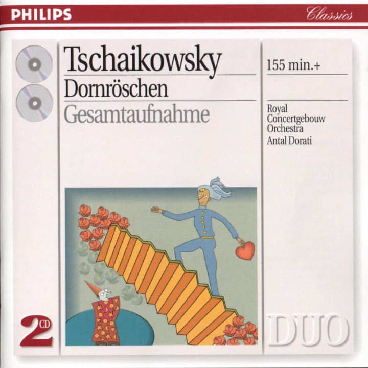 Tchaikovsky: The Sleeping Beauty 0028944616622
