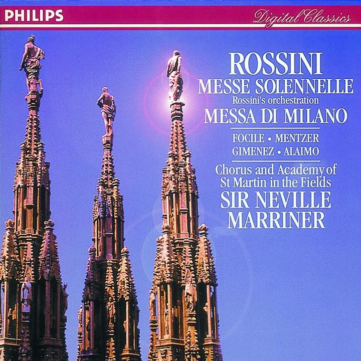 Messa di Milano; Petite Messe solennelle 0028944609725