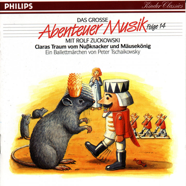 Das Grosse Abenteuer Musik Folge 14 0028944611421