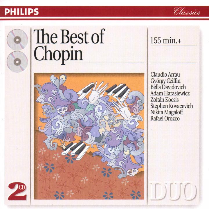 Das Beste von Chopin 0028944614527