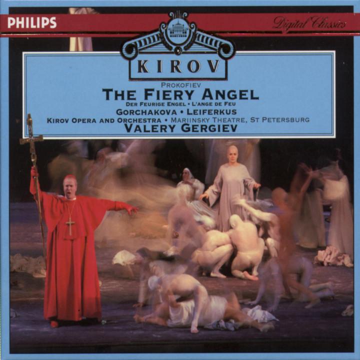 Prokofiev: The Fiery Angel 0028944607826