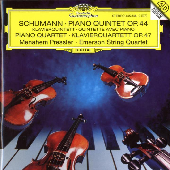Schumann: Piano Quintet, Op.22; Piano Quartet, Op. 47 0028944584826