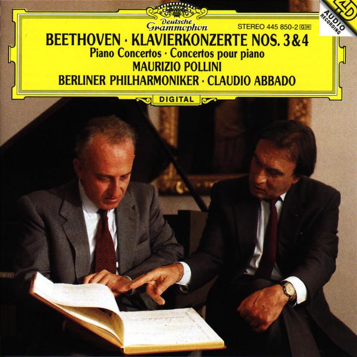 Klavierkonzerte Nr. 3 c-moll op. 37 & Nr. 4 G-dur op. 58 0028944585023