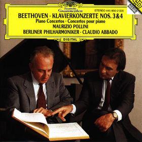 Ludwig van Beethoven, Klavierkonzerte Nr. 3 c-moll op. 37 & Nr. 4 G-dur op. 58, 00028944585025