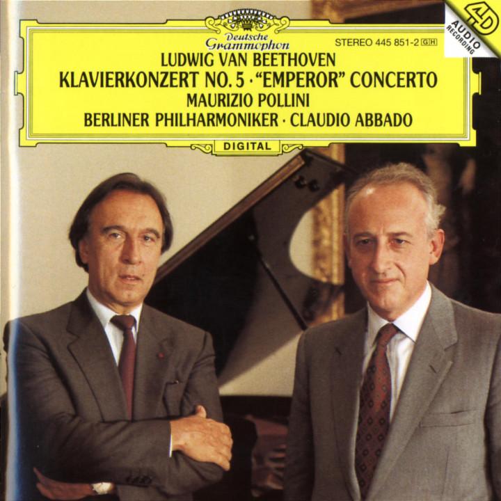 """Beethoven: Piano Concerto No.5 """"Emperor"""" 0028944585126"""