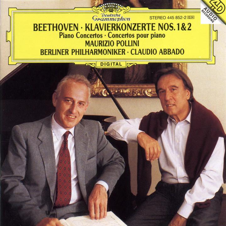 Klavierkonzerte Nr. 1 C-dur op. 15 & Nr. 2 B-dur op. 19 0028944585229