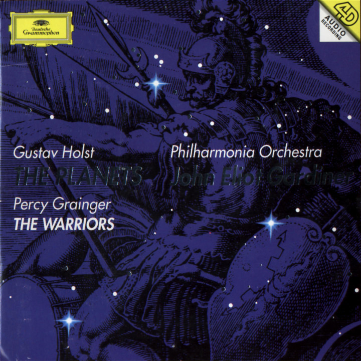 Holst: The Planets / Percy Grainger: The Warriors 0028944586024