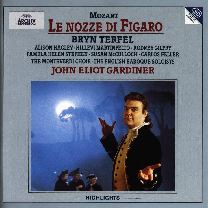 Le Nozze di Figaro (Auszüge) 0028944587427