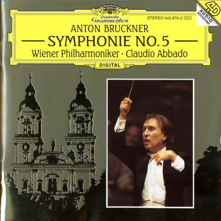 Bruckner: Symphony No.5 in B flat 0028944587922