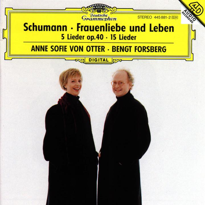 Schumann: Frauenliebe und -Leben Op.42 0028944588129