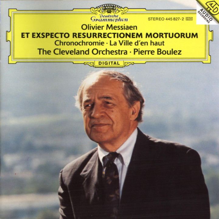 Messiaen: Chronochromie 0028944582721