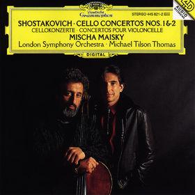 Dmitri Shostakovich, Cellokonzerte Nr. 1 und Nr. 2, 00028944582123