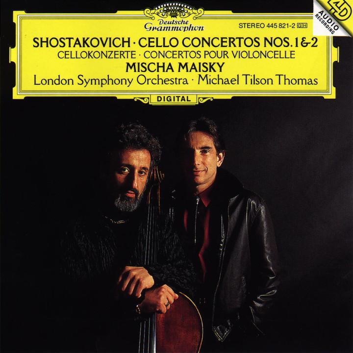 Shostakovich: Cello Concertos Nos.1 Op.107 & 2 Op.126 0028944582123