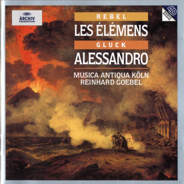 Die Elemente; Alessandro 0028944582422