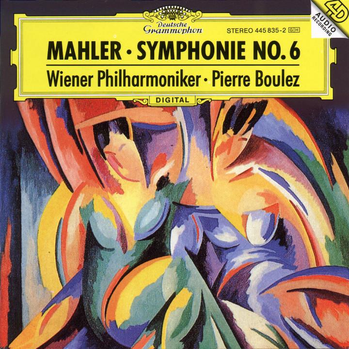 "Mahler: Symphony No.6 ""Tragic"" 0028944583526"