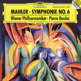 Gustav Mahler, Sinfonie Nr. 6 a-moll Tragische, 00028944583526