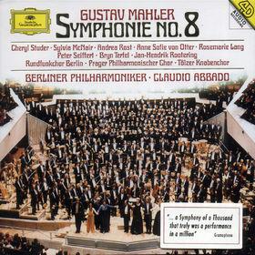 Die Berliner Philharmoniker, Sinfonie Nr. 8 Es-dur Sinfonie der Tausend, 00028944584325