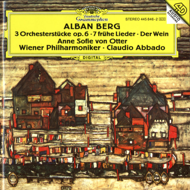 Berg: Seven Early Songs / Wine / Three Pieces for Orchestra 0028944584620