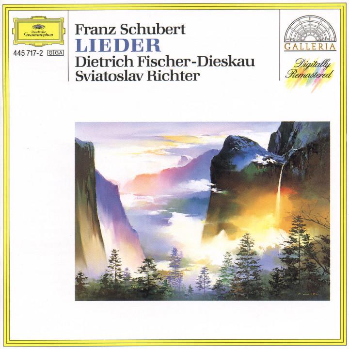 Schubert: Lieder 0028944571727