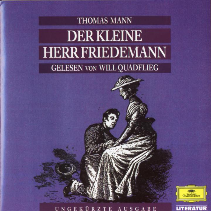 Der kleine Herr Friedemann 0028944577929