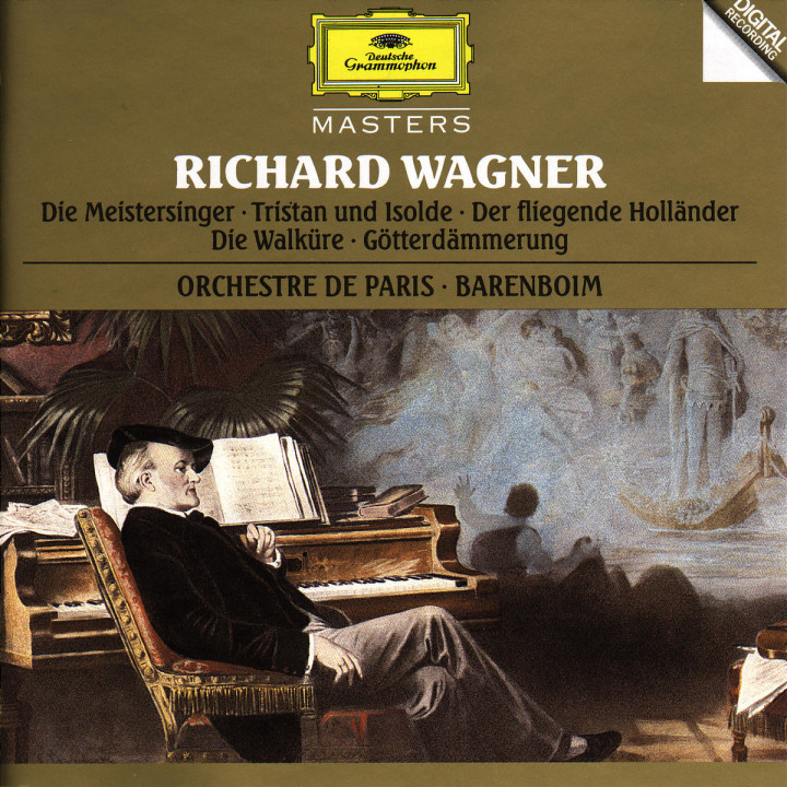 Wagner: Orchestral Music 0028944557129