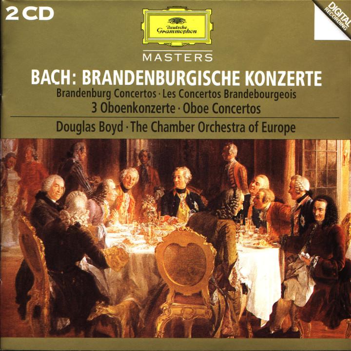 J.S. Bach: Brandenburg Concertos 0028944557820