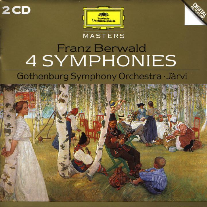 4 Sinfonien 0028944558120