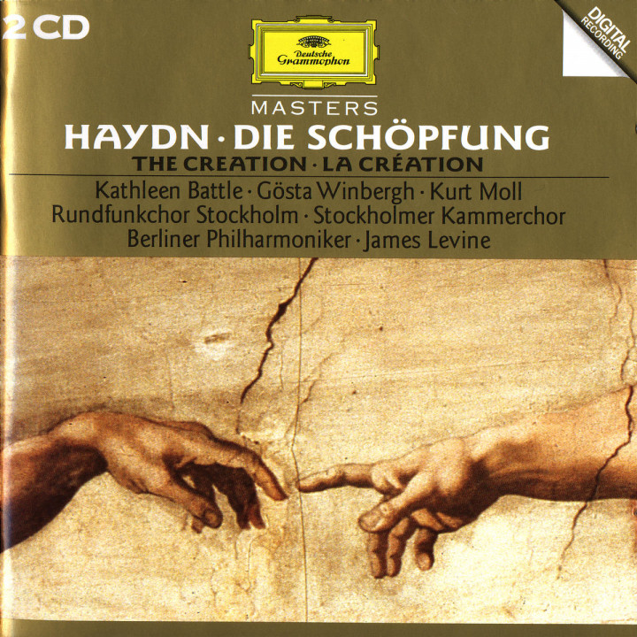 Haydn: The Creation H.21 0028944558429
