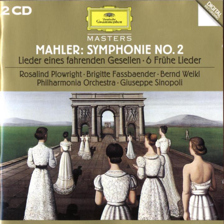 """Sinfonie Nr. 2 c-moll """"Auferstehung""""; 6 frühe Lieder 0028944558728"""