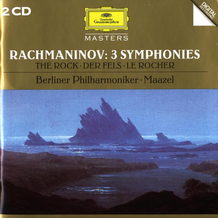 Rachmaninov: 3 Symphonies 0028944559028
