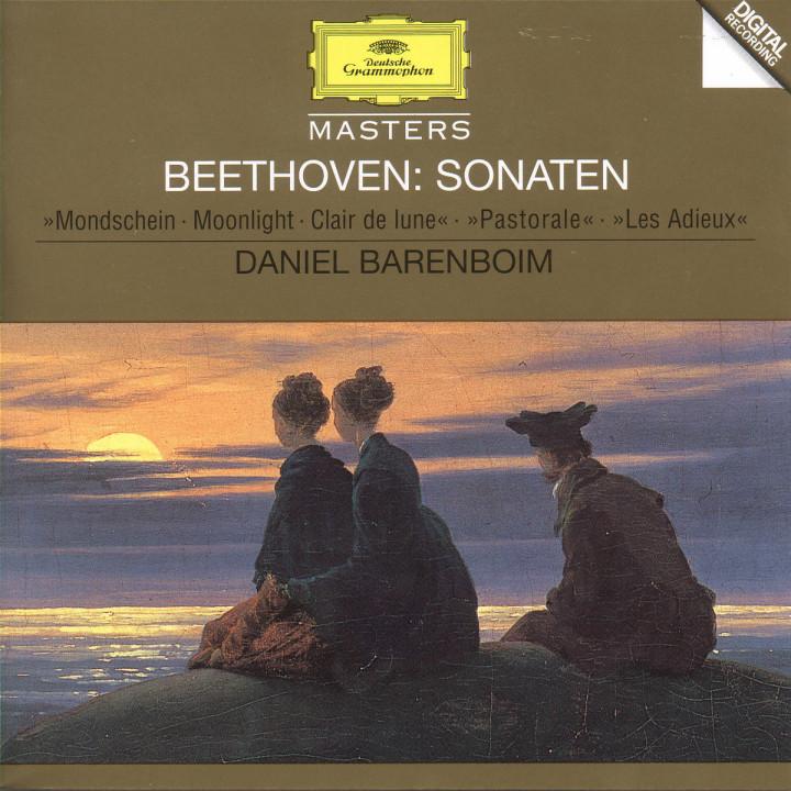 Beethoven: Piano Sonatas Nos.13, 14, 15 & 26 0028944559327