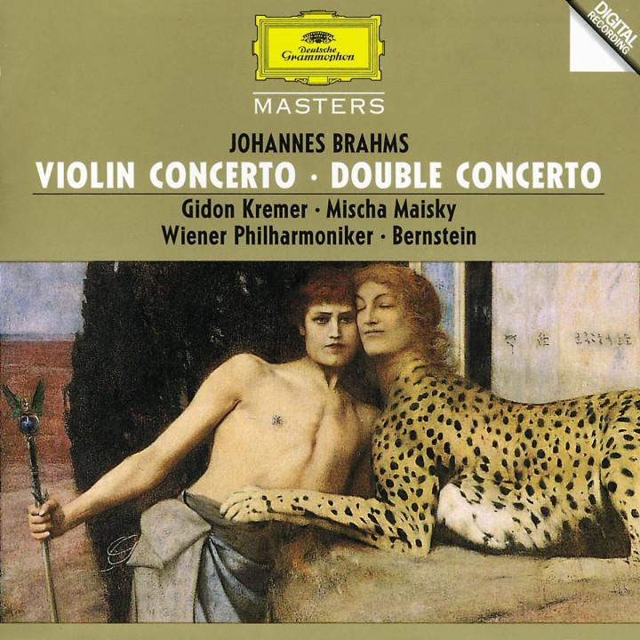 Brahms: Violin Concertos Opp.77 & 102 0028944559523