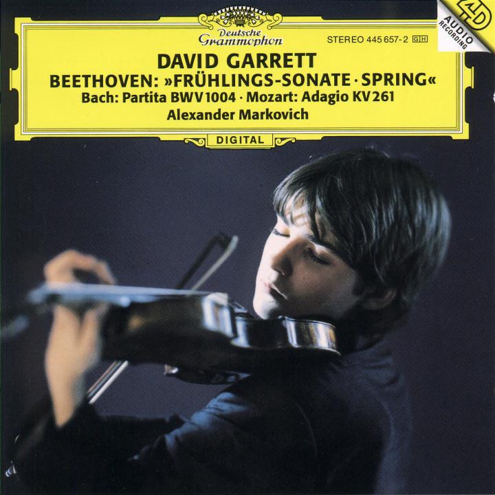 David Garrett spielt Bach; Mozart und Beethoven 0028944565728