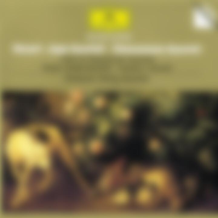 "Mozart, W.A.: String Quartets K. 458 ""Hunt""; K. 465 ""Dissonance"" / Haydn, J.: String Quartet, Op.76 0028944559822"
