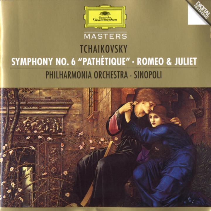 "Sinfonie Nr. 6 h-moll op. 74 ""Pathétique""; Romeo und Julia Ouvertüre 0028944560125"