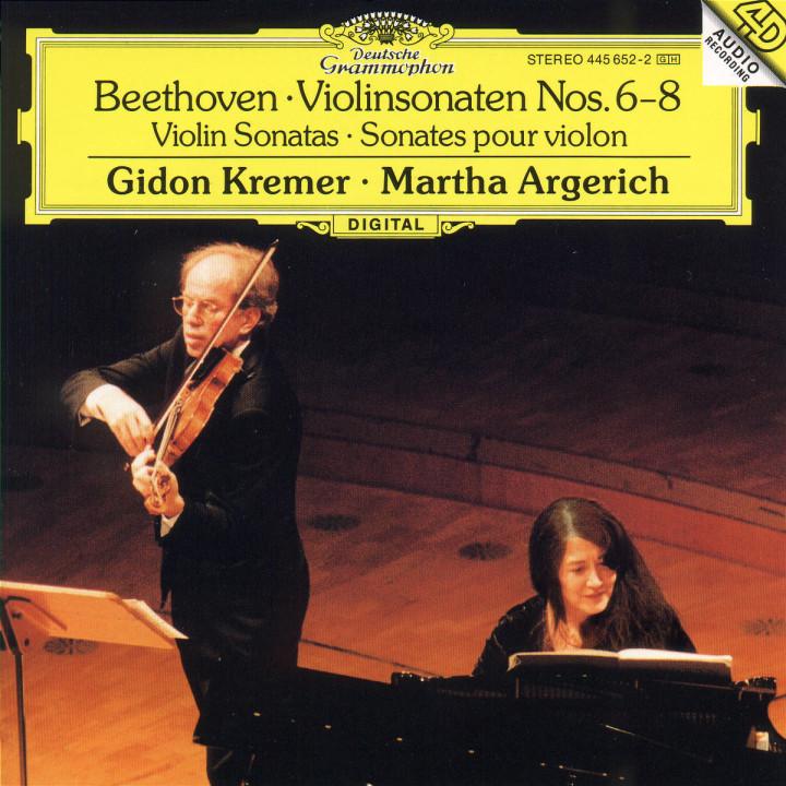 Beethoven: Violin Sonatas Nos.6-8 0028944565223