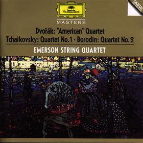 Antonín Dvorák, Amerikanisches Quartett, Quartette, 00028944555127