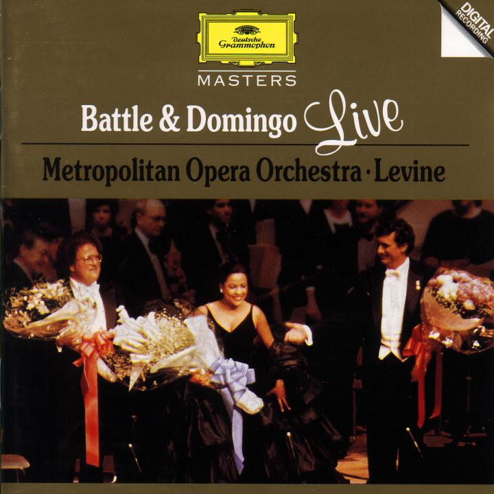 Battle und Domingo Live 0028944555220