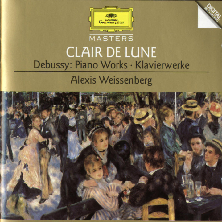 Debussy: Clair de Lune; Piano Works 0028944554724