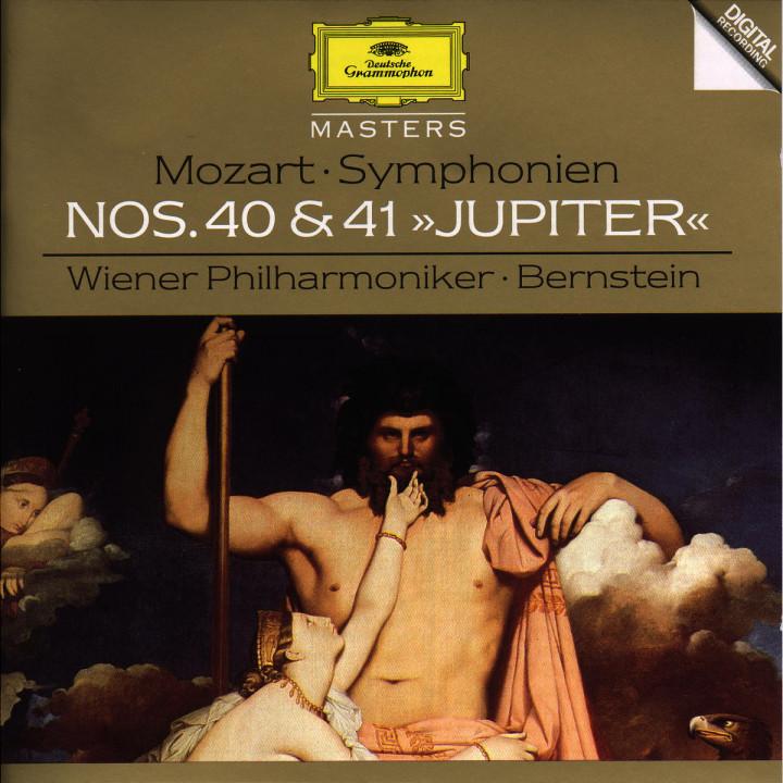 "Mozart: Symphonies Nos.40 & 41 ""Jupiter"" 0028944554827"