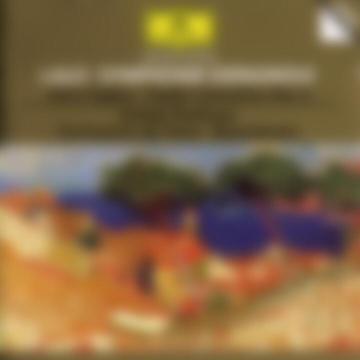 Lalo: Symphony espagnole Op.21 0028944554920