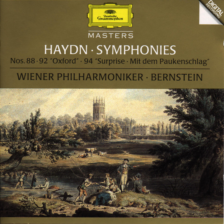 Haydn: Symphonies In G Major, Hob. I: .88, 92 & 94 0028944555426