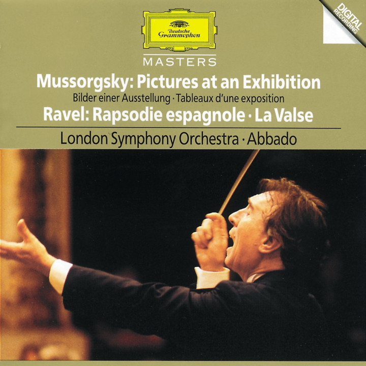 Mussorgsky: Pictures at an Exhibition 0028944555622
