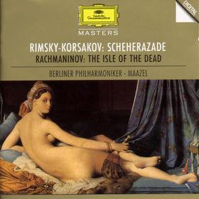 Die Berliner Philharmoniker, Scheherazade, Die Toteninsel, 00028944555820