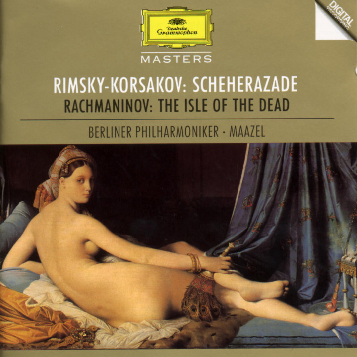 Rimsky-Korsakov: Sheherazade / Rachmaninov: The Isle of the Dead 0028944555828