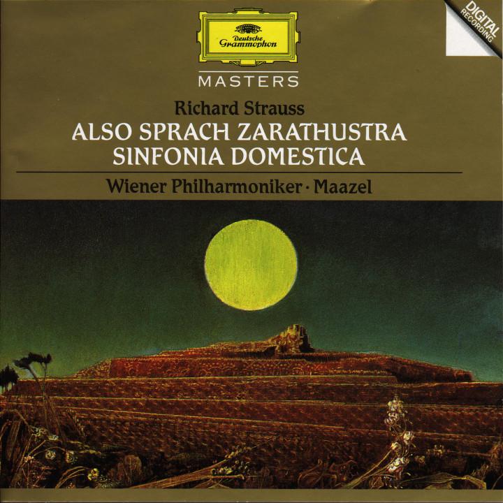 Also sprach Zarathustra; Sinfonia Domestica 0028944556025