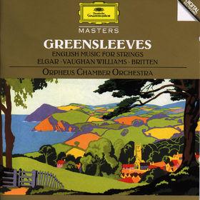 Ralph Vaughan Williams, Musik für Streicher, 00028944556124