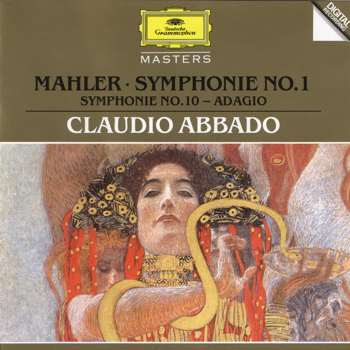 Mahler: Symphony No.1 In D Major; Symphony No.10: Adagio 0028944556520